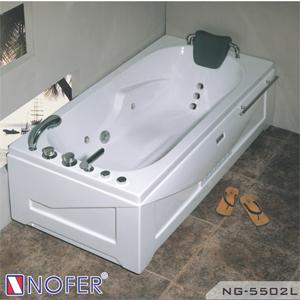 Bồn tắm Massage EuroKing-Nofer NG-5502L