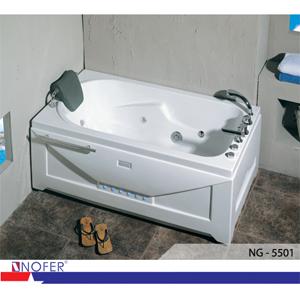 Bồn tắm Massage Euroking-Nofer NG-5501L
