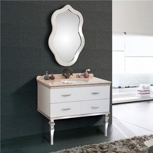 Bộ tủ chậu phòng tắm MOONOAH SUS304 MN-8801