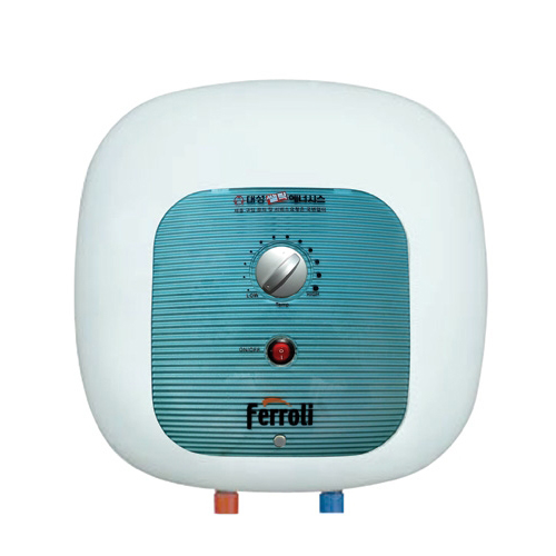 Bình nước nóng ferroli CUBO E 15L ( chống giật)