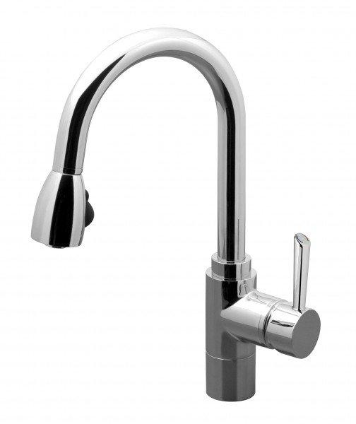 Vòi rửa bát nóng lạnh Sobisung YJ-3725