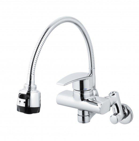 Vòi rửa bát nóng lạnh Sobisung YJ-6463