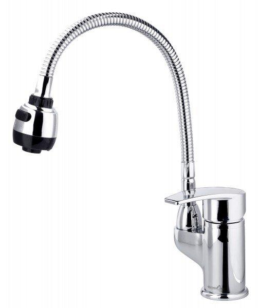 Vòi rửa bát nóng lạnh Sobisung YJ-5764