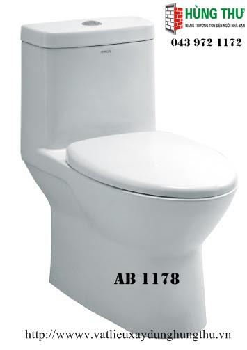 Bàn cầu một khối ARROW - AB1178 1