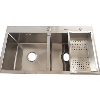 Chậu rửa bát AMTS H-8245 (82x45cm) 1