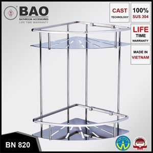 Kệ đựng đồ Bao BN820
