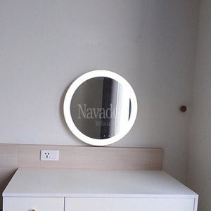 Gương dây da đèn led Navado 1