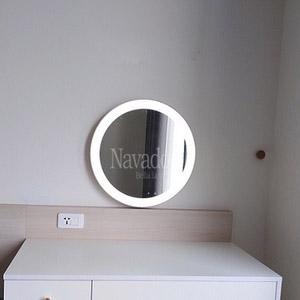 Gương dây da đèn led Navado