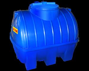 Bồn nước nhựa thế hệ mới 400L ngang
