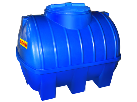 Bồn nước nhựa thế hệ mới 1500L ngang 1