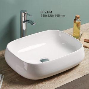 Chậu rửa dương bàn MOONOAH MN-C216A (54*42*14.5cm)