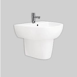 Chậu + chân rửa lavabo Viglacera CD51