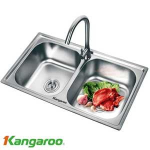 Chậu rửa bát Kangaroo KG7843 1