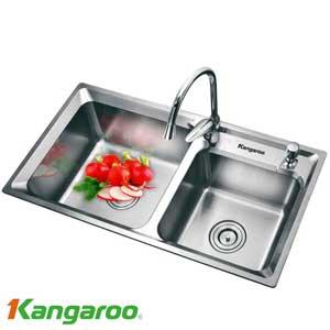 Chậu rửa bát Kangaroo KG8345 1