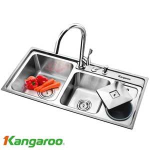Chậu rửa bát Kangaroo KG9143 2