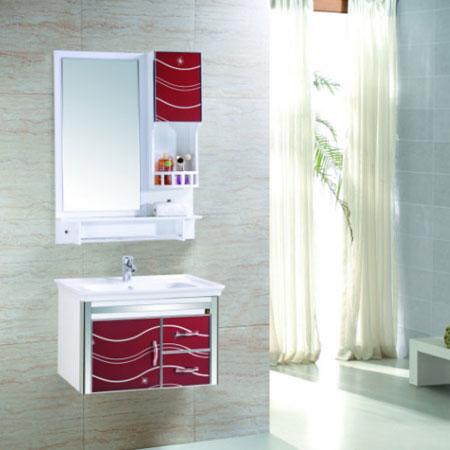 Bộ tủ chậu PVC Dada DA-8820 (70*47cm) 1