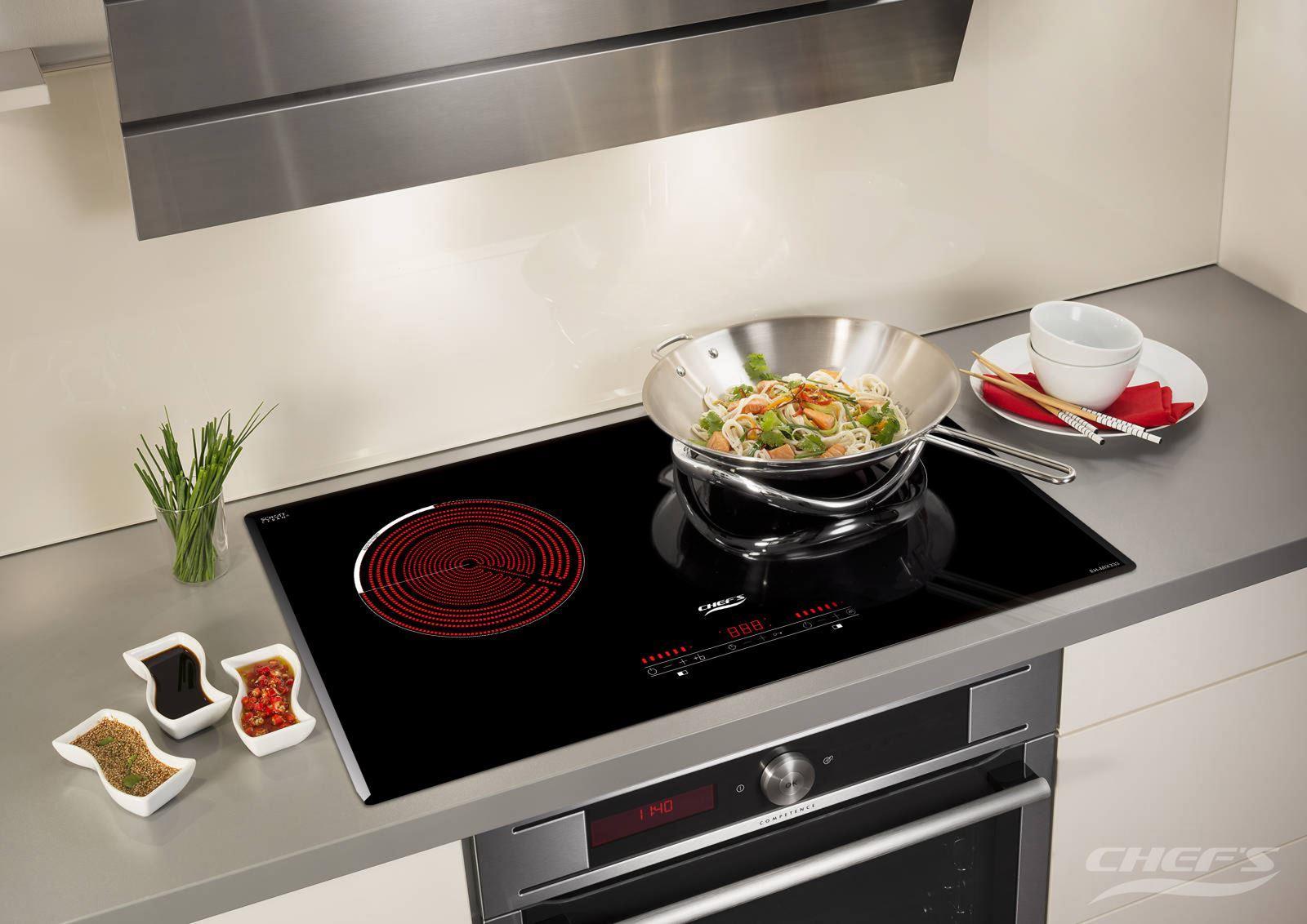 Bếp điện từ hỗn hợp CHEFS EH-MIX333 1