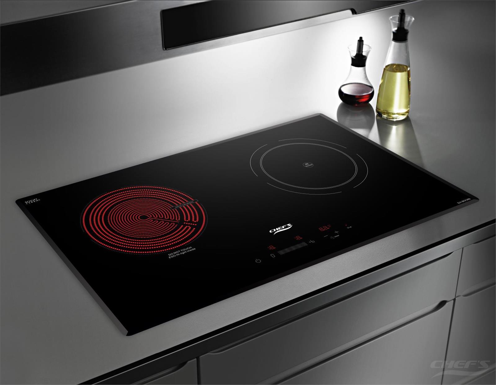 Bếp điện từ hỗn hợp CHEFS EH-MIX366 1