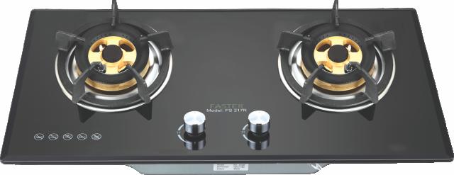 Bếp gas âm kính Faster FS-217SI 1