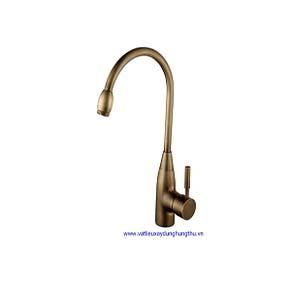Vòi rửa bát đồng nóng lạnh KANLY GC-C01