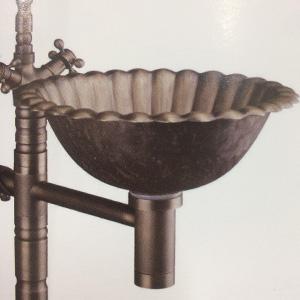 Bộ chậu rửa bằng đồng KanLy GCL09B 1