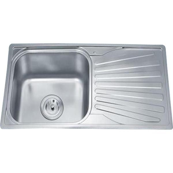 Chậu rửa bát 1 hố GORLDE GD-0288 1
