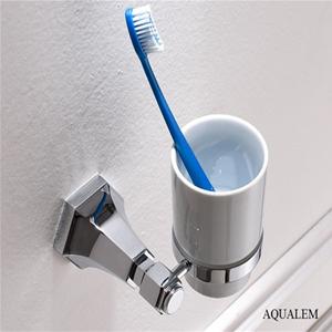 Kệ cốc đánh răng Aqualem GJ0108CP