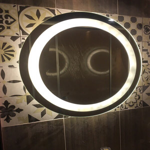 Gương đèn led Milor