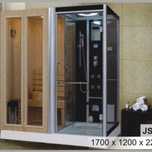 Phòng xông hơi khô, ướt Govern JS-8856 (1700*1200*2280)