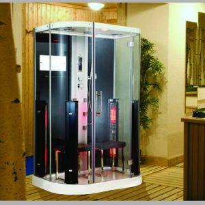Phòng xông hơi khô, ướt Govern K-077 (1430*850*2150)
