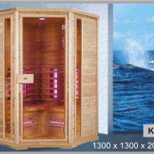 Phòng xông hơi khô Govern K61-R03 (1300*1300*2000)