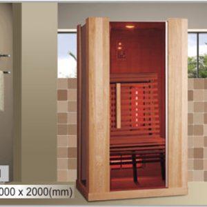 Phòng xông hơi khô Govern K9-R01 (1100*1100*2000)