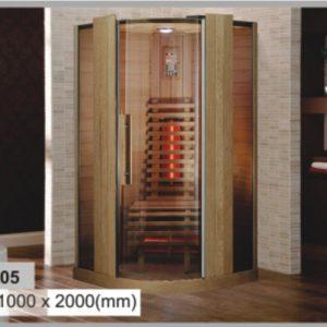 Phòng xông hơi khô Govern K9-R05 (1000*1000*2000)