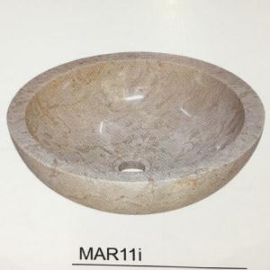 Chậu rửa mặt bằng đá KanLy MAR11i