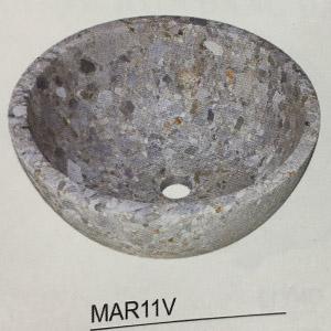 Chậu rửa mặt bằng đá KanLy MAR11V