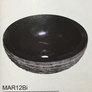 Chậu rửa bằng đá mặt KanLy MAR12Bi
