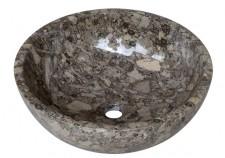 Chậu rửa mặt đá PAKISTAN KANLY MAR1-4 ( đặt bàn) 1