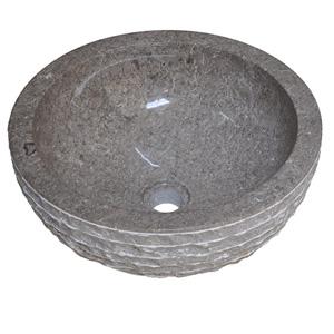 Chậu rửa mặt bằng đá KanLy MAR14Bi