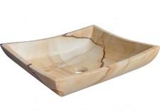 Chậu rửa mặt đá PAKISTAN KANLY MAR2-3 ( đặt bàn) 1
