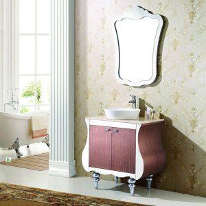 Bộ tủ chậu lavabo phòng tắm SUS304 MN-8805