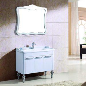 Bộ tủ chậu lavabo phòng tắm SUS304 MN-8806