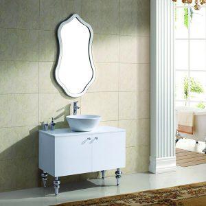 Bộ tủ chậu lavabo phòng tắm SUS304 MN-8808