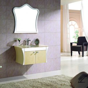 Bộ tủ chậu lavabo phòng tắm SUS304 MN-8810