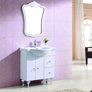 Bộ tủ chậu lavabo phòng tắm SUS304 MN-8813