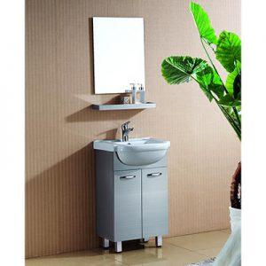 Bộ tủ chậu lavabo phòng tắm SUS304 MN-8815