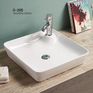 Chậu rửa dương bàn MOONOAH MN-C205