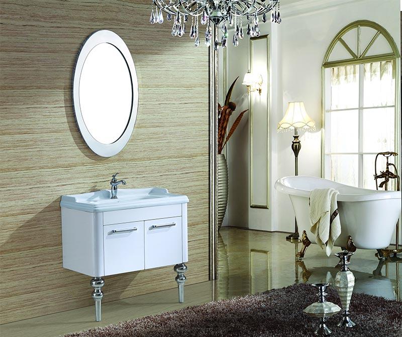 Bộ tủ chậu lavabo phòng tắm SUS304 MN-8802 2