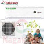 Điều hoà treo tường – 2 chiều Nagakawa Smart Heating NS-A132B