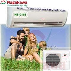 Điều hoà treo tường – 1 chiều Nagakawa Smart Cooling NS-C18AK
