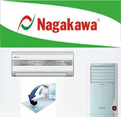 Điều hoà áp trần – 2 chiều Nagakawa Heating NV-A285